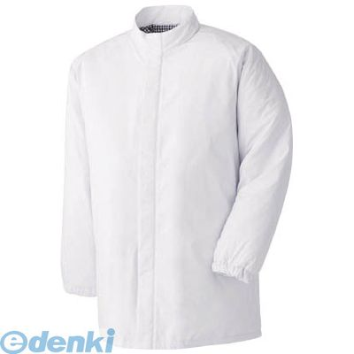 ミドリ安全 [MH1000WUES] 食品工場用防寒コート ホワイト S