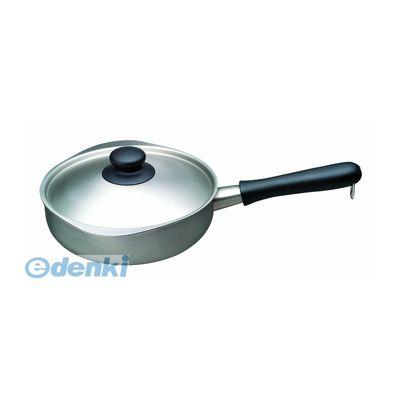 313020 柳 宗理 ステンレスアルミ三層鋼片手鍋22cm