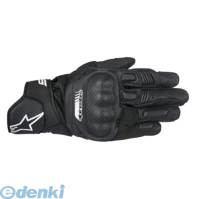 アルパインスターズ alpinestars 8021506614951 SP-5 LEATHER GLOVE 10 BLACK S