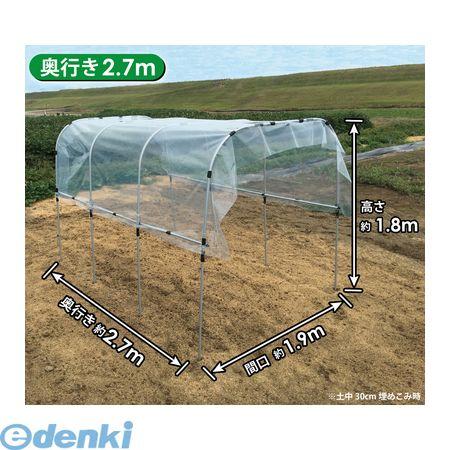 【個数:2個】第一ビニール 4968438020488 【2個入】 組立かんたん雨よけセット 1.9m×2.7m