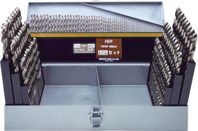 イシハシ精工(IS) [COD-121S] コベルト正宗ドリル 121組セット COD121S【キャンセル不可】