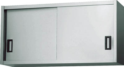 アズマ AS-750-600 直送 代引不可・他メーカー同梱不可ステンレス吊戸棚 750×350×600 AS750600【キャンセル不可】
