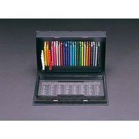 【個人宅配送不可】[EA765MD-100]「直送」【代引不可・他メーカー同梱不可】 色鉛筆セット(100色) EA765MD100【キャンセル不可】