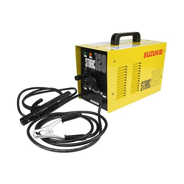4991945030084 スズキット スターク120低電圧溶接機 SSC-121 50Hz