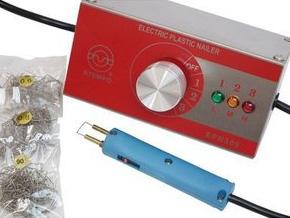 【個数:1個】 4909 直送 代引不可・他メーカー同梱不可 電熱式プラスチックリペアキット