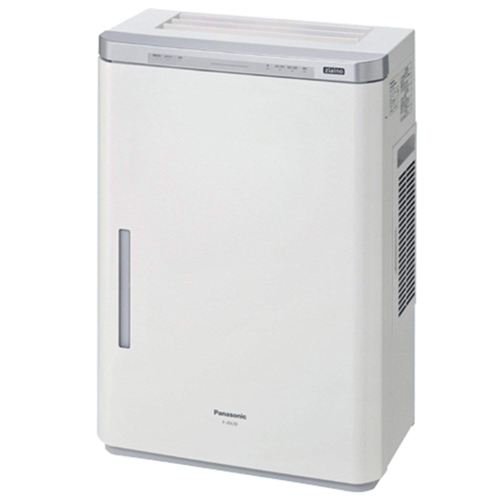 パナソニック(Panasonic) [F-JDL50-W]空間清浄機 ziaino ジアイーノ 次亜塩素酸空間清浄機 面積の目安:66平方m(40畳) FJDL50W