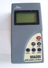 DSA200 地上デジタル・衛星デジタル・レベルメーター DSA-200【送料無料】