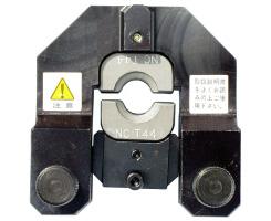 大人女性の 西田製作所 T型コネクタ圧縮ヘッド NC-M-T122 NCMT122【送料無料】【ポイント10倍】:文具のブングット-DIY・工具