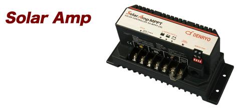 電菱(DENRYO) [SA-MPPT-15L] 太陽電池充放電コントローラ SAMPPT15L