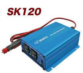 電菱 DENRYO SK120-124 正弦波インバータ SKシリーズ SK120124