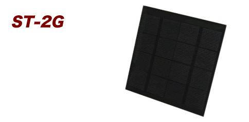 【個数:1個】電菱(DENRYO) [ST-2G] フレームレス太陽電池 ST2G