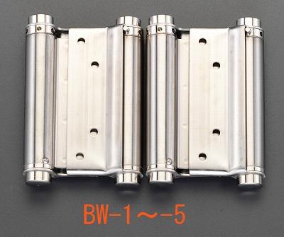 【個人宅配送不可】 EA951BW-4 直送 代引不可・他メーカー同梱不可 127x115mm ステンレス製 自由丁番 EA951BW4【キャンセル不可】