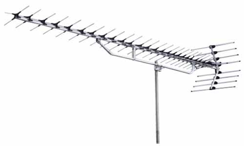 DXアンテナ YAL114-UL UHFオールチャンネル用アンテナ 27素子 YAL114UL