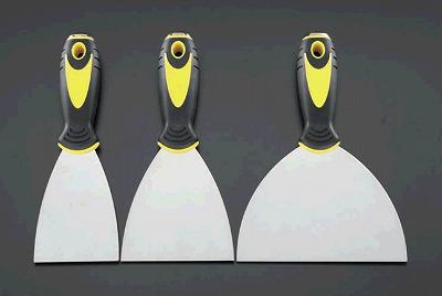 EA579AK-17 100mm ステンレス製 ハード 定価の67%OFF EA579AK17 オーバーのアイテム取扱☆ エスコ パテベラ キャンセル不可