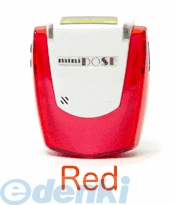 【海外手配品 納期-約1.5ヶ月】[PRM1100-R01-D011-000] 放射線測定器 miniDOSE PRM1100 赤 PRM1100R01D011000