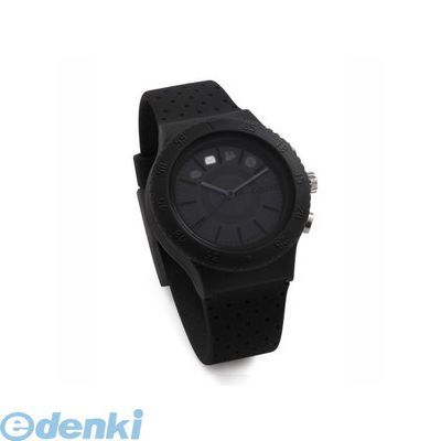 CONNECTEDEVICE 4562187615607 Bluetooth SMART対応アナログ腕時計 COGITO POP ブラック【送料無料】