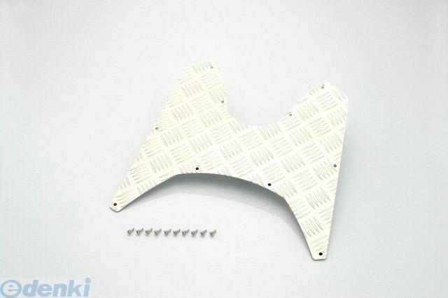 キタコ KITACO 538-1427000 ステップボード シルバー 5381427000