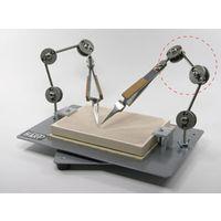 ハープ(HARP) [No.H138] 回転式、第三の手・ピンセット 彫金 工具 No.H138