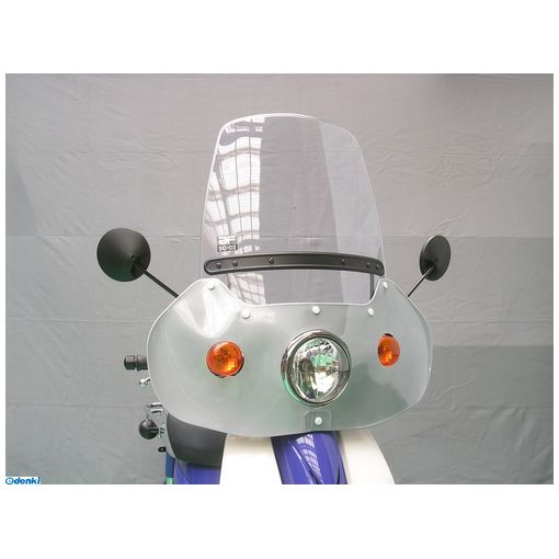 【冬季はメーカー繁忙期につき、納期-約1ヶ月】旭精器 AF-ASAHI 4560122611967 SC-03 ウインドシールド