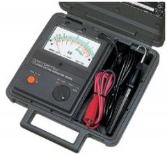 共立電気計器【3123A】高圧絶縁抵抗計 3123A