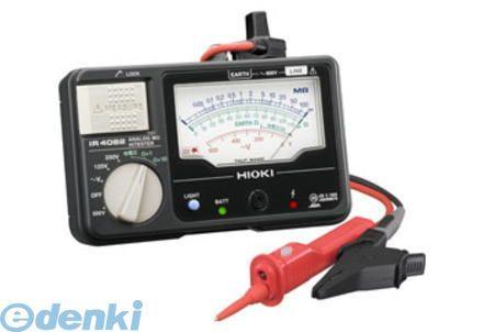 日置電機 IR4032-11 メグオームハイテスタ 3レンジ・L9788-11付 IR403211