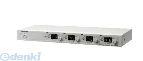 パナソニック[WX-UR504] 800Mhz帯PLLノイズリダクション方式 WXUR504