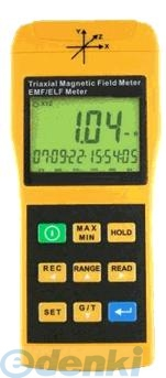 TENMARS TM-192 三軸低周波電磁波・マイクロテスター TM192