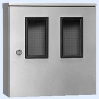 内外電機 Naigai CHMK02DC 直送 代引不可・他メーカー同梱不可 メーターキャビネット SK-012WN