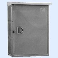 内外電機(Naigai)[PYB554018WD]「直送」【代引不可・他メーカー同梱不可】 プラスチックボックス 屋外用防雨形 PBO-11