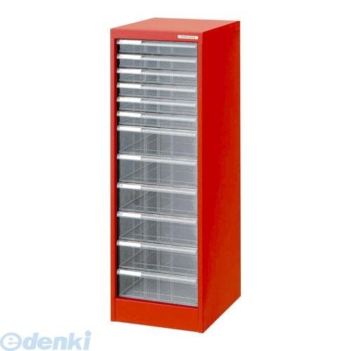 ナカバヤシ 97020 アバンテV2 フロアケース 書類ケース 書類棚 A4 浅6深6段 AF-H12 レッド 97020