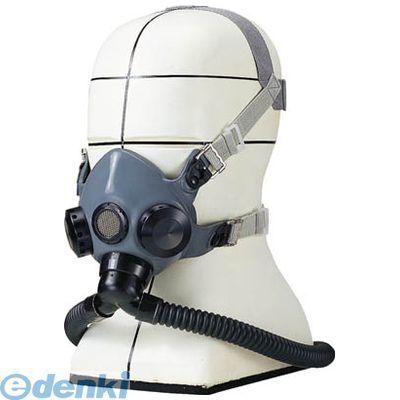 【受注生産品 納期-約2ヶ月】重松製作所 [BW2ND] 送気マスク 半面形面体【送料無料】