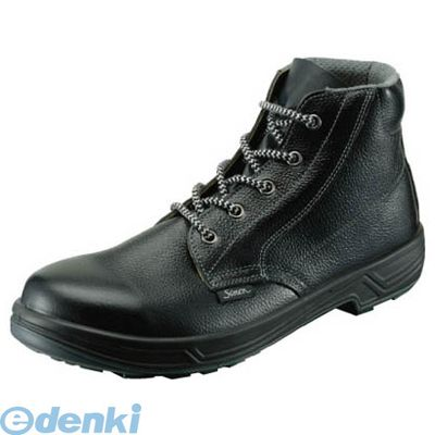 シモン SS2230.0 安全靴 編上靴 SS22黒 30.0cm