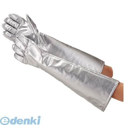 【あす楽対応】トラスコ中山 [TMT767FA] 遮熱・耐熱手袋 ロング【送料無料】
