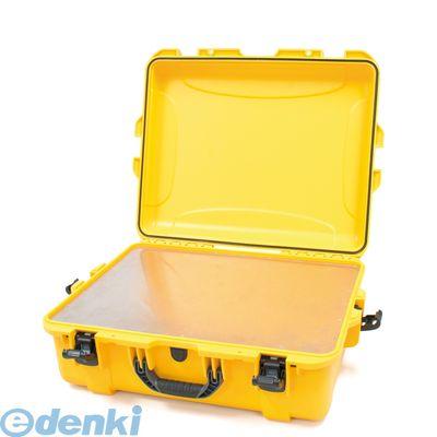 タカチ NK945Y 直送 代引不可・他メーカー同梱不可 NK型防水キャリングケース 内装スポンジ無し イエロー