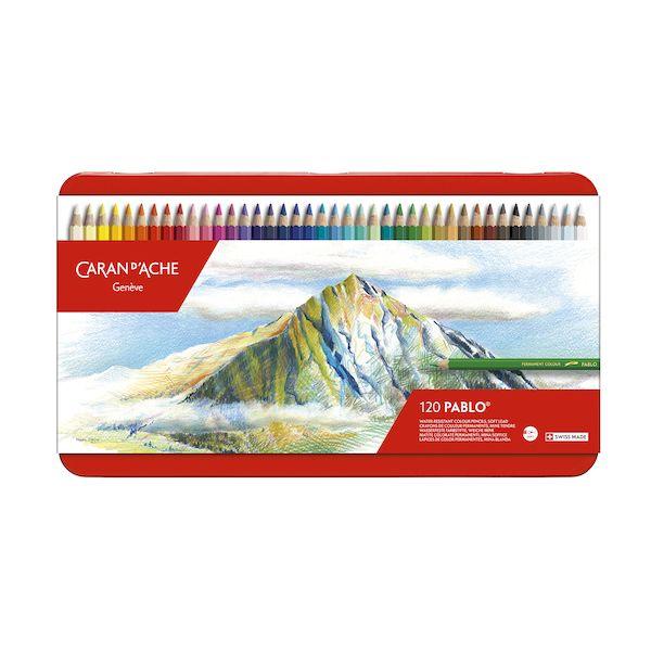 ホルベイン画材 [619156] CDA0666-420パブロ120色