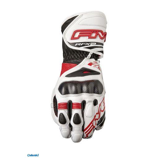 ファイブ(FIVE) [3882012302122] RFX2 016 WHITE/RED M