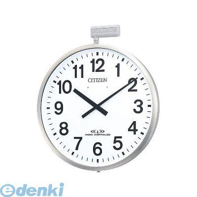 シチズン [4MY611-N19] 電波掛時計 ポールウェーブ 4MY611N19