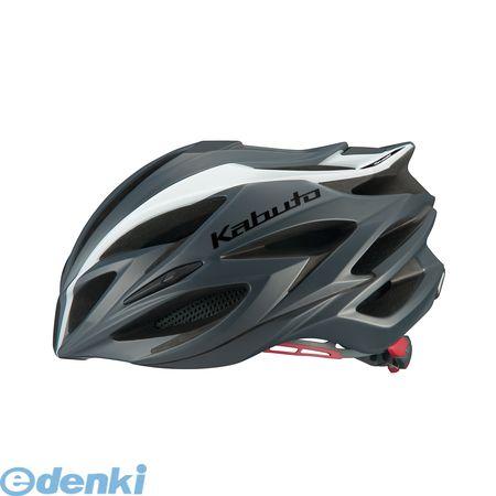 OGK KABUTO(オージーケーカブト)[4966094567897] STEAIR ヘルメット ラインマットホワイト L/XL【送料無料】