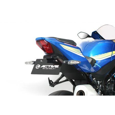 アクティブ ACTIVE 1155040 フェンダーレスキット LEDナンバー灯付き GSXR1000/R 17 ブラック