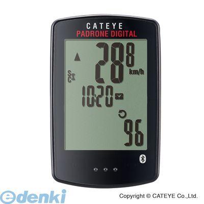 キャットアイ(CATEYE)[CC-PA400B] PADRONE DIGITAL サイクロコンピュータCCPA400B