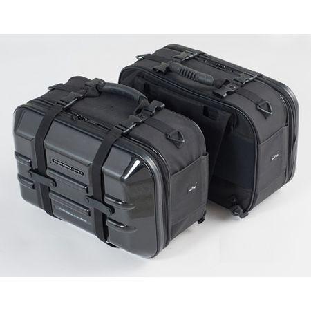 TANAX タナックス MFK-248 ツアーシェルケース2 ブラック MFK248