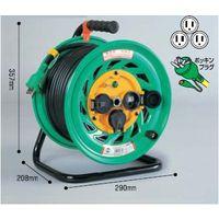日動工業(NICHIDO) [FW-E53] 防雨型電工ドラム50M FWE53 368-6060