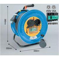 日動工業 NICHIDO DNW-E330F-20A 電工ドラム 防雨防塵型三相200V 3. DNWE330F20A