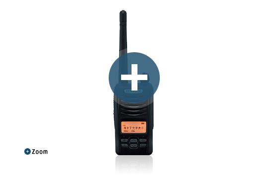 ケンウッド KENWOOD TCP-D503 KW-デジタル簡易無線 登録局対応 TCPD503【送料無料】