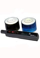 [FUSO-8709] ペン型デジタル温度計・湿度計校正器つき 温度計 湿度計 FUSO8709