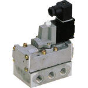 CKD 4F410-10-AC100V 4Fシリーズパイロット式5ポート弁セレックスバルブ 4F 4F41010AC100V