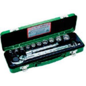 TONE トネ 800MISO ソケットレンチセット ISO 800MISO 116-5739