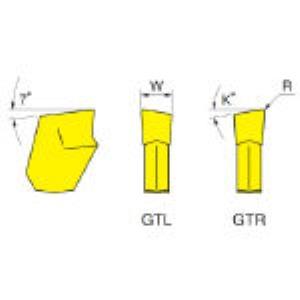 【あす楽対応】イスカル GTR3-8D IC20 チップ 超硬 10個入 GTR38DIC20 145-6890 【キャンセル不可】