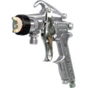 デビルビス [JGX-502-125-2.5-S] スプレーガン 吸上式スプレーガン大型(ノズル口 JGX5021252.5S