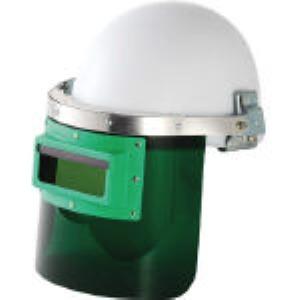 【あす楽対応】リケン [GM-HS2] 自動遮光溶接面 防災面型(ヘルメット取付タイプ) GMHS2 296-5348